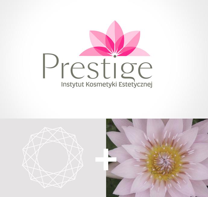 logo prestige 1 kolor